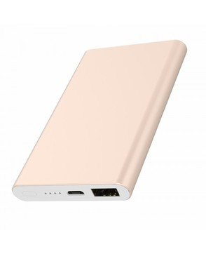 Power Bank Slim Metal 5000mAh E61