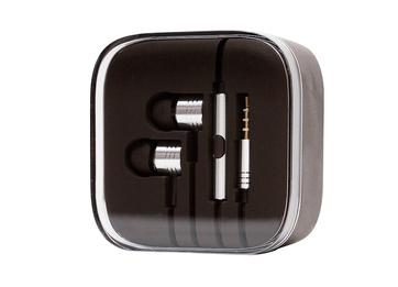 Fone de ouvido c/ microfone e volume FOM1