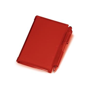 Bloco de Anotações Plástico  04004