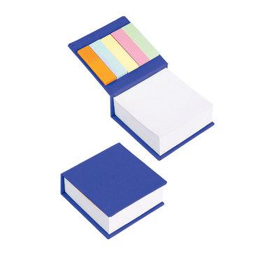 Bloco De Anotações Azul 08303