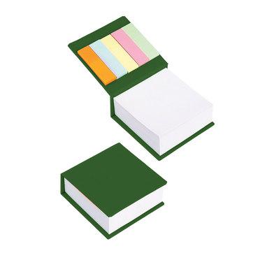Bloco De Anotações Verde 08305