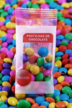 Pastilha de Chocolate