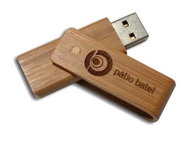 Pen Drive Bambu  97539