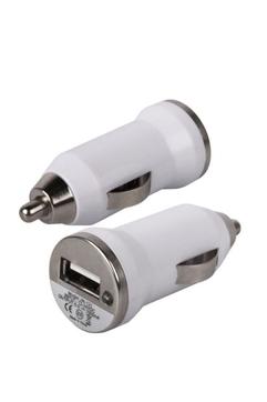 Mini carregador universal veicular USB VEI10