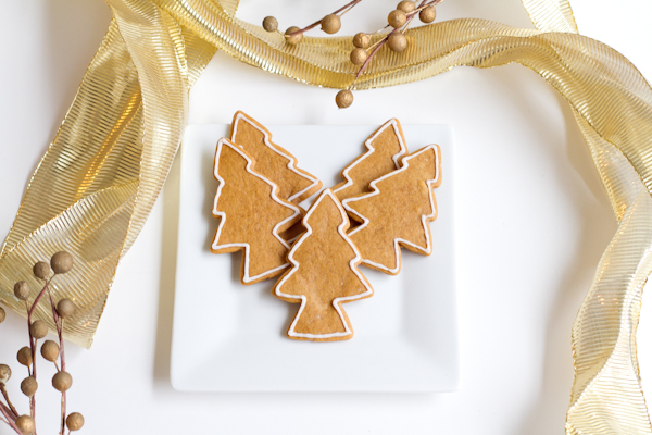 12 Decadent Days Of Christmas Moravian Ginger Cookies