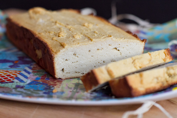 Coconut Flour Paleo Bread | chocolate & carrots