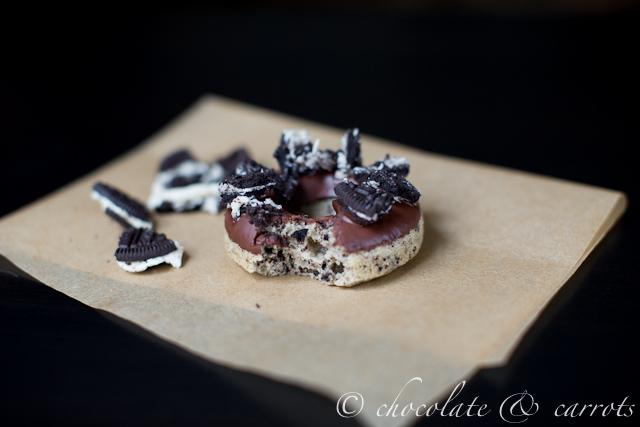 Oreo Baked Donuts-6247