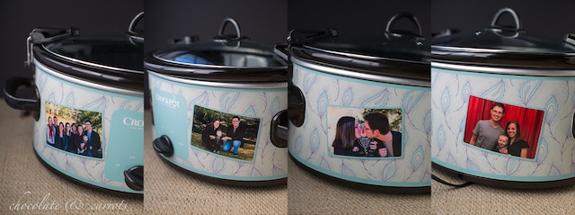 Personalized CrockPot