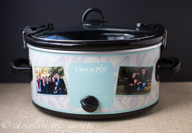 Personalized CrockPot-1914