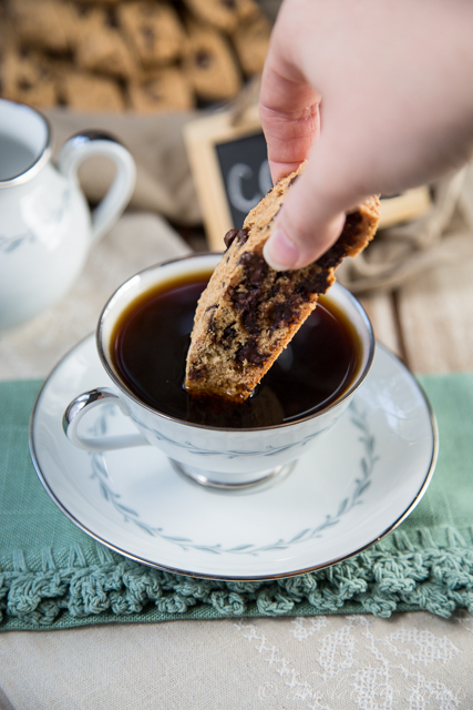 Whole Wheat Chocolate Chip Biscotti-7
