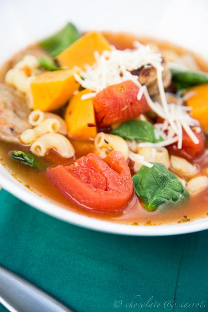 Italian Sausage Soup-3