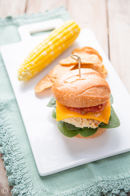 Tex Mex Turkey Burgers-3