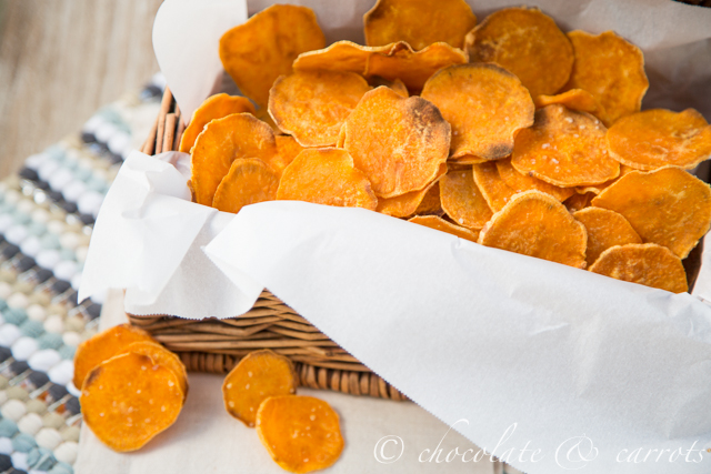 Homemade Sweet Potato Chips-3