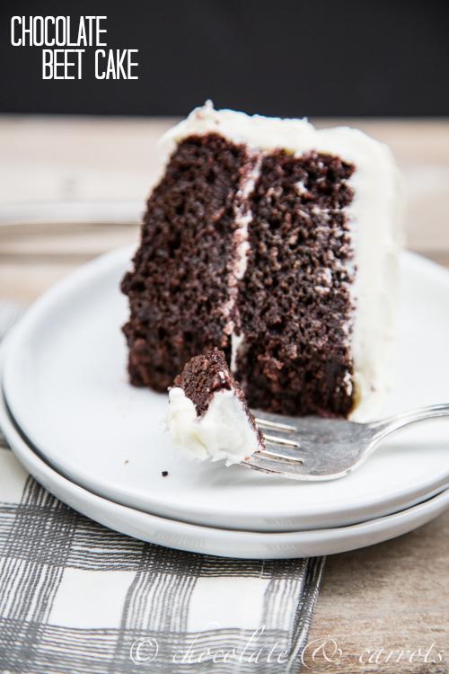 Beet Cake