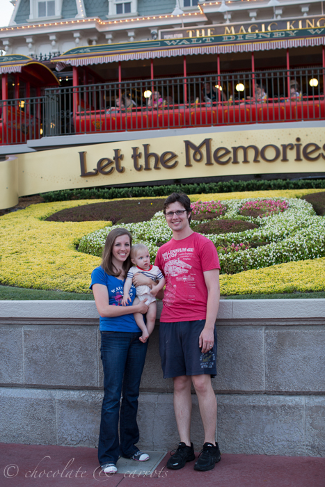 Disney Day 3-27