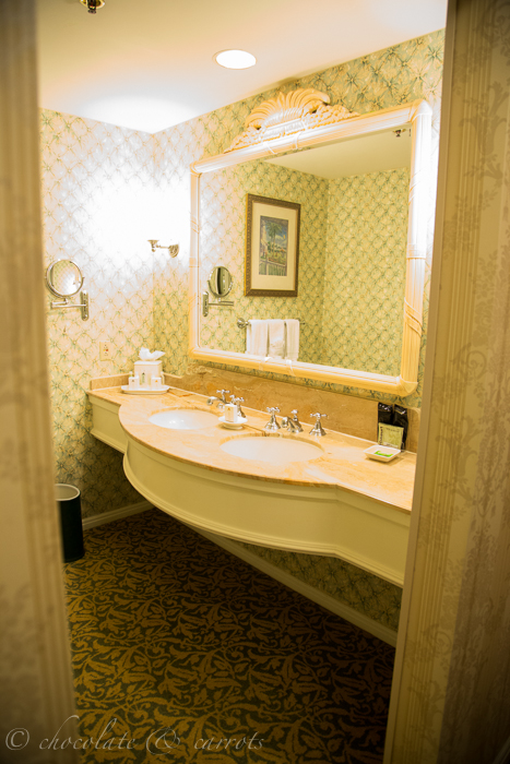The Grand Floridian Sink
