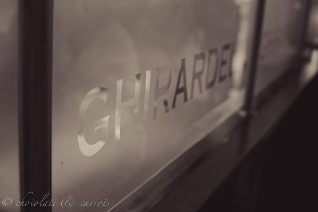 Ghirardelli Store