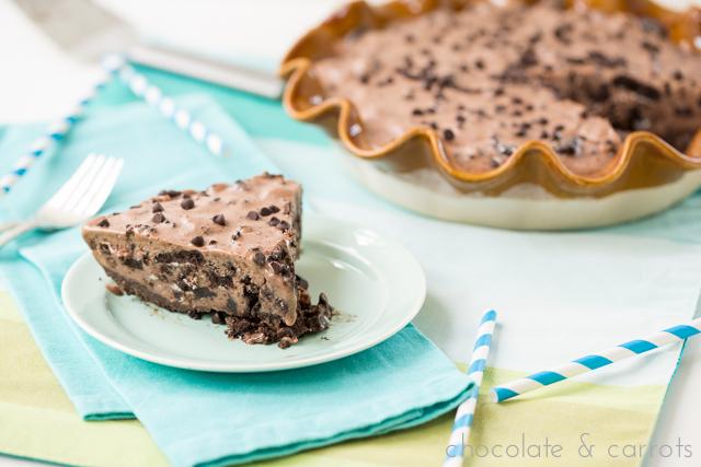 Frozen Triple Chocolate Pie-2