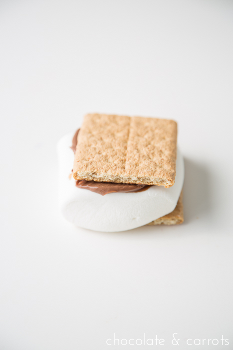 s'mores |Chocolate & Carrots-1