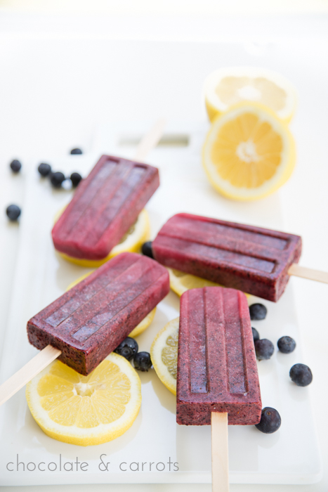 Lemon Blueberry Popsicles-1