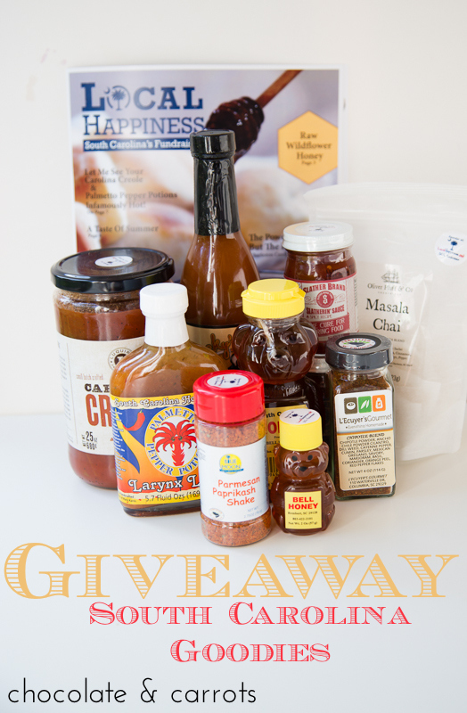 Local Happiness Giveaway