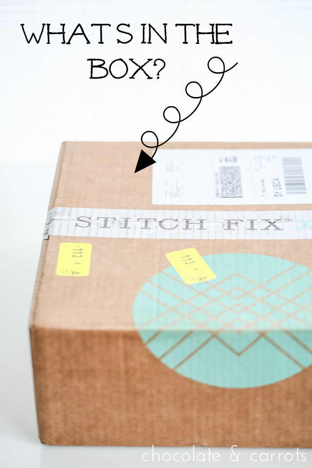 What's in the Stitch Fix Box