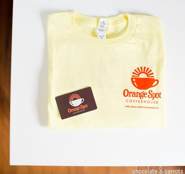 Orange Spot Coffeehouse Giveaway   chocolateandcarrots.com-2206