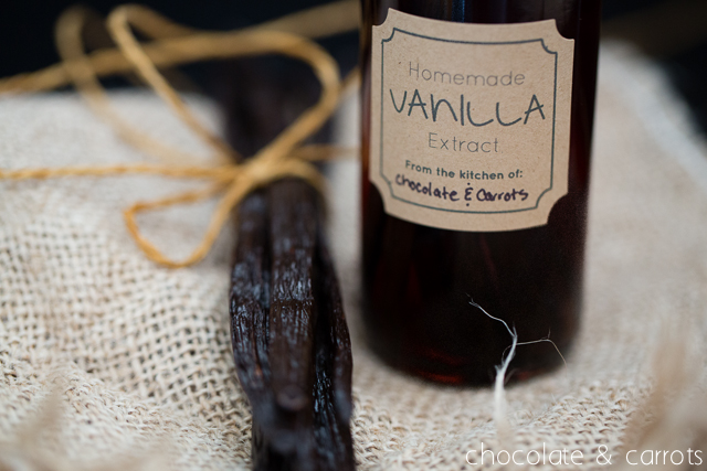 Homemade Vanilla Extract -5666