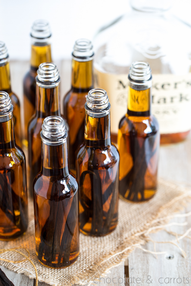 Homemade Vanilla Extract -3263