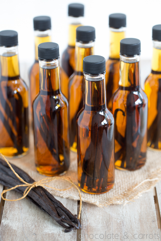 Homemade Vanilla Extract -3274