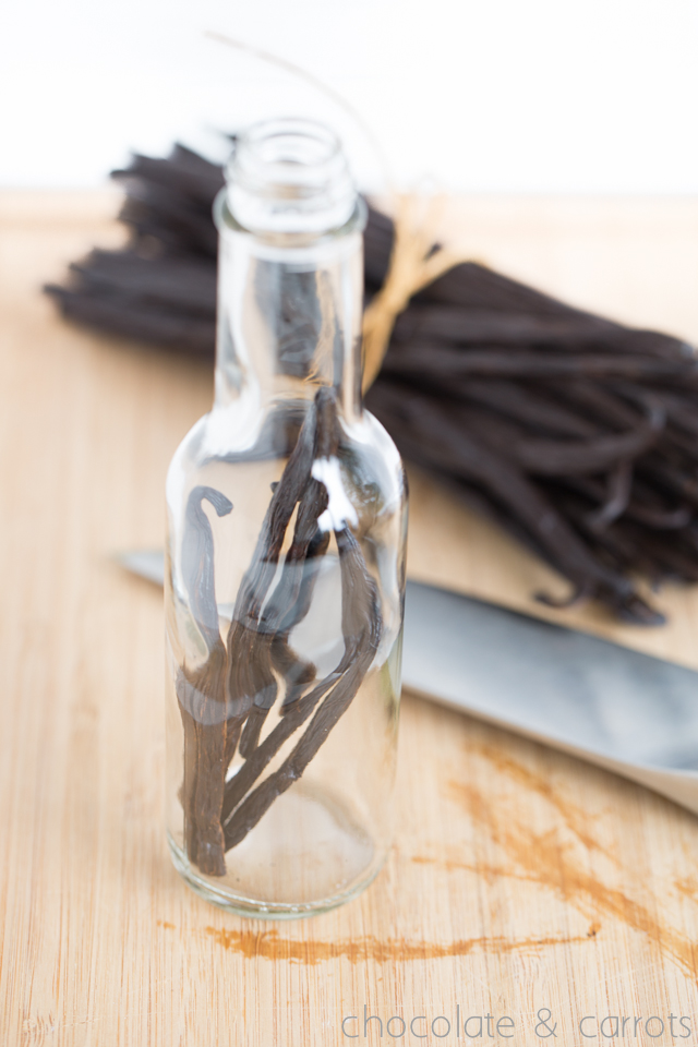 Homemade Vanilla Extract -3207