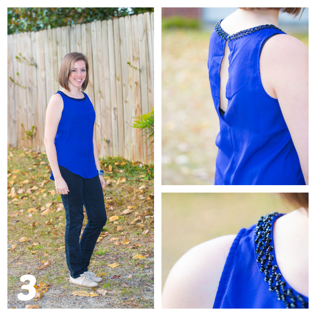 Stitch Fix Option 3 | chocolateandcarrots.com