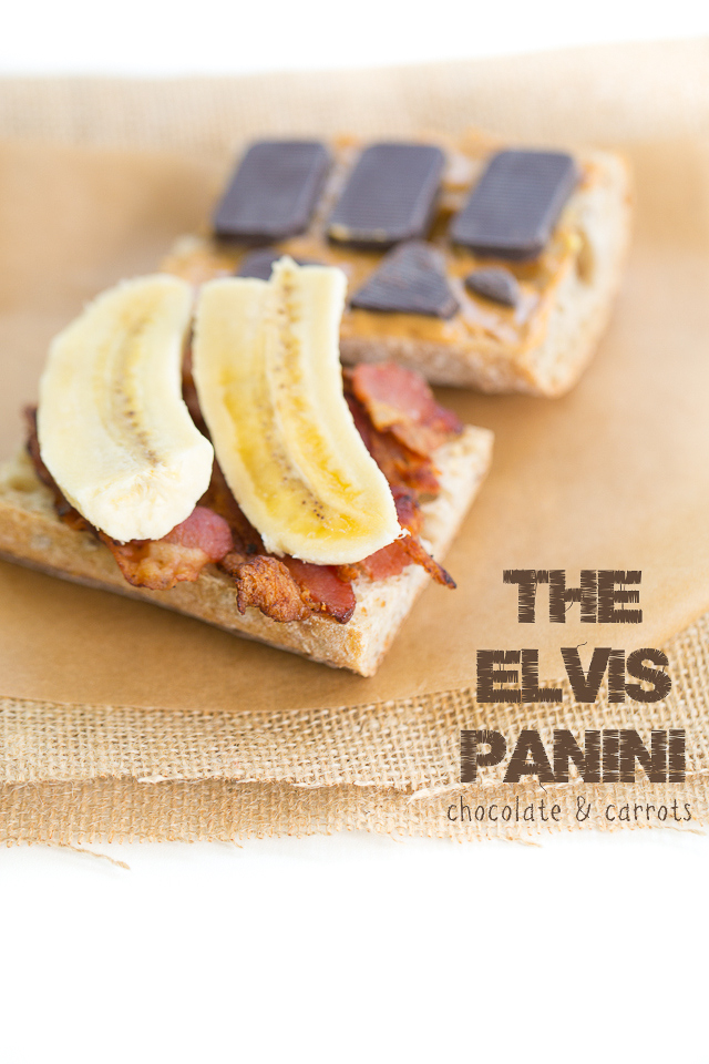 Elvis Panini | chocolateandcarrots.com