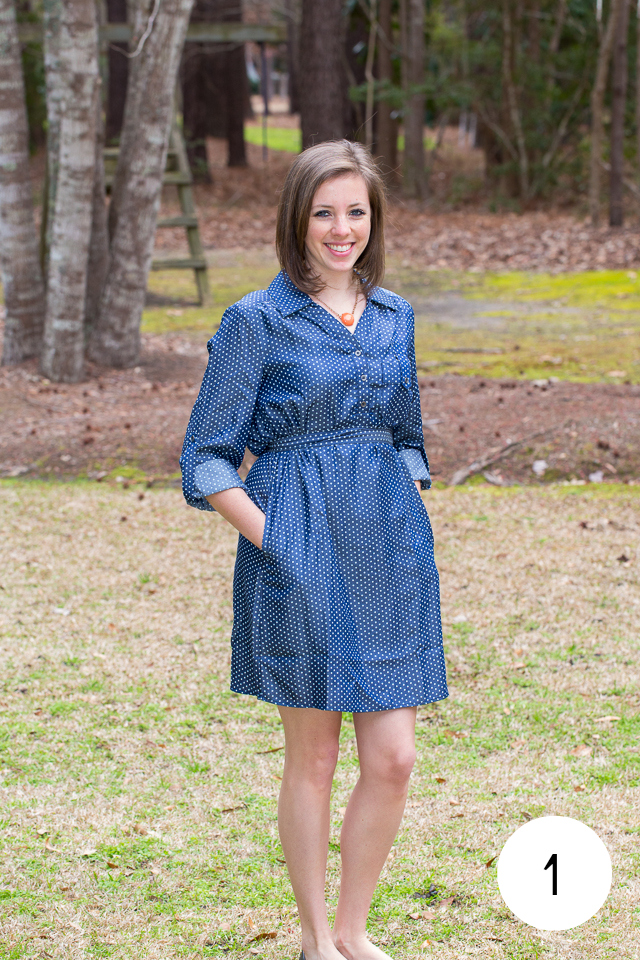 Stitch Fix Review- Outfit #1 | chocolateandcarrots.com