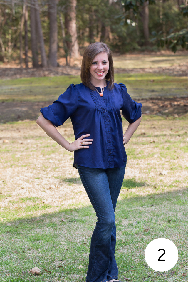 Stitch Fix Review- Outfit #2 | chocolateandcarrots.com
