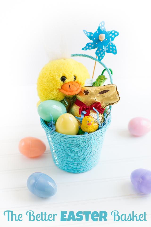 The Better Easter Basket | chocolateandcarrots.com