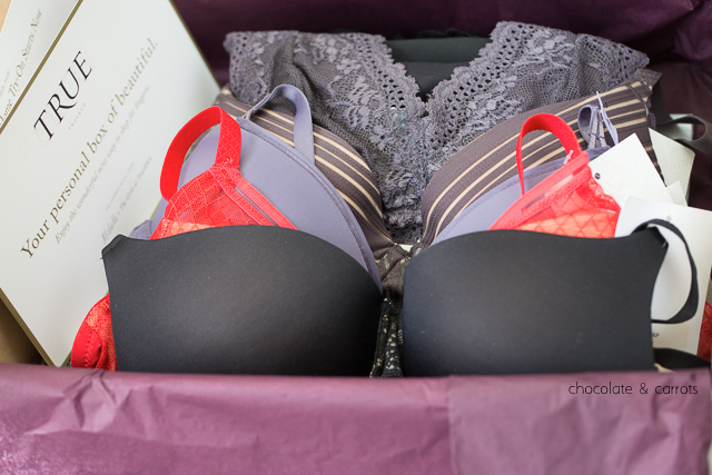 True&Co Bra Shopping Review | chocolateandcarrots.com