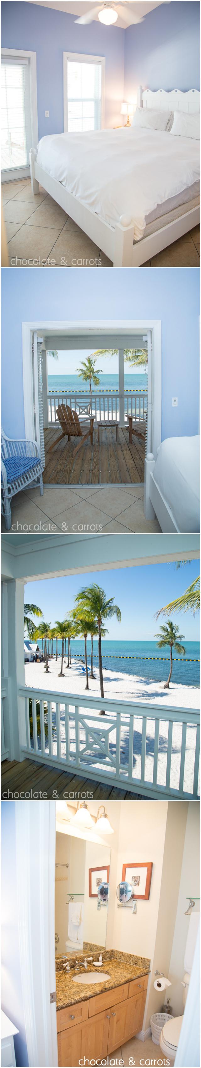 Tranquility Bay Beach Resort Master Bedroom | chocolateandcarrots.com