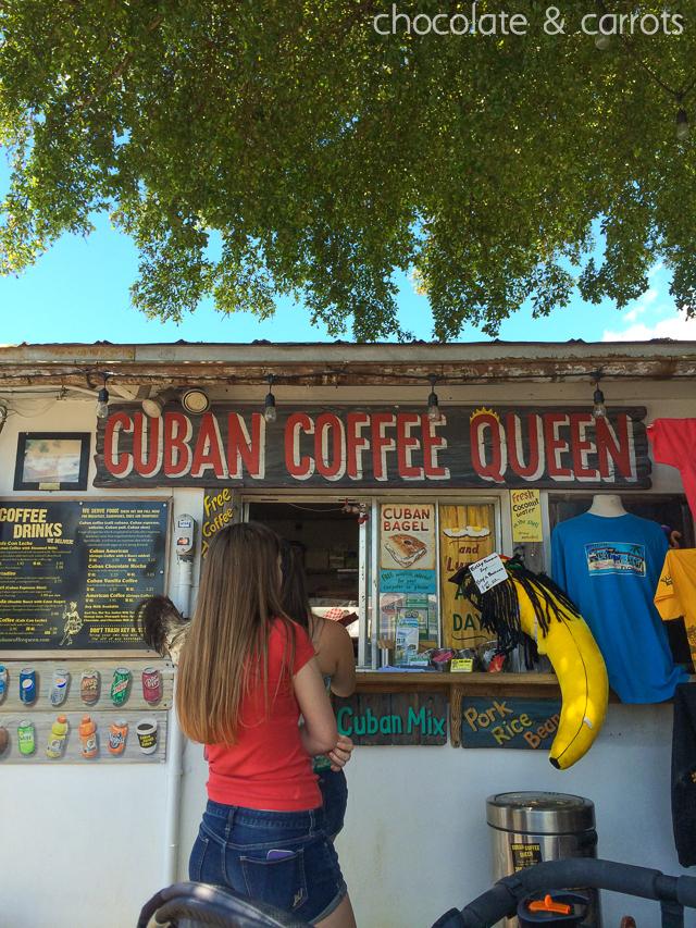 Cuban Coffee Queen, Key West | chocolateandcarrots.com