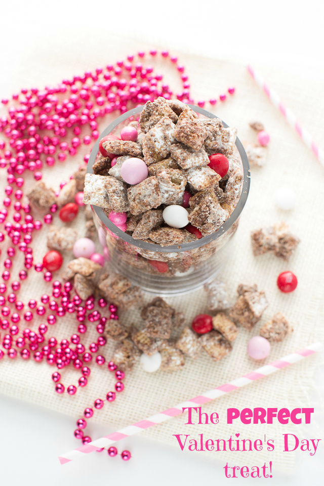 Nutella Puppy Chow | chocolateandcarrots.com