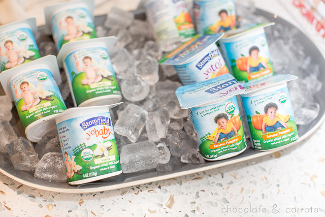 Breakfast & a Movie Party! #Stonyfield | chocolateandcarrots.com