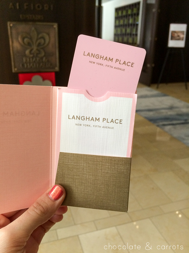 Langham Place, New York City | chocolateandcarrots.com -1