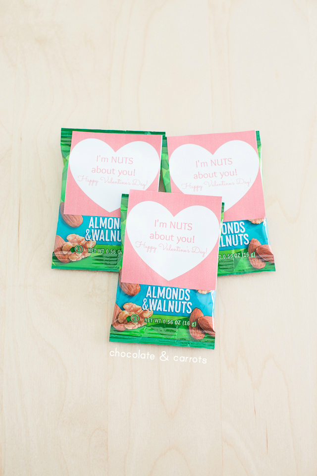 Healthy Valentine's Day Gifts for Toddlers | chocolateandcarrots.com