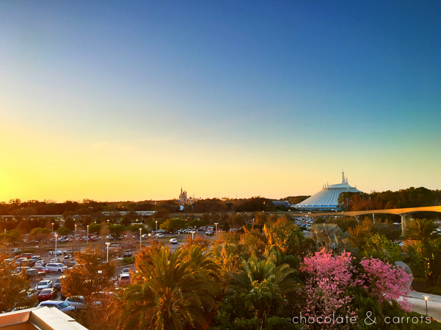 Disney's Contemporary Resort #review | chocolateandcarrots.com