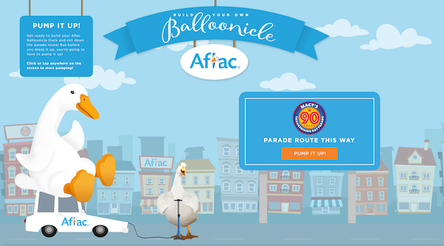 aflac-duck-balloonicle-game-to-raise-money-for-pediatric-cancer-ad
