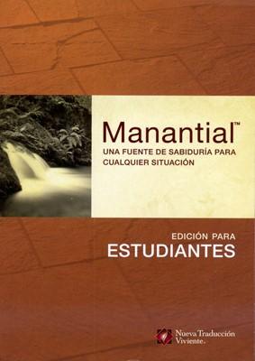 Manantial edición para estudiantes