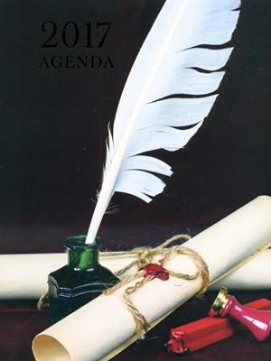 Agenda Perlas de Sabiduría 2017 (Pluma)