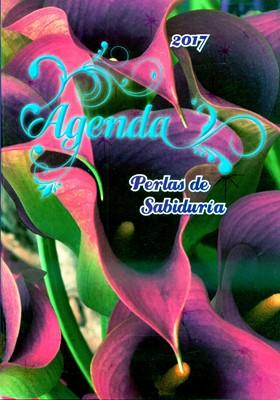 Agenda Perlas de Sabiduría 2017 (Flor)