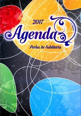 Agenda Perlas de Sabiduría 2017 (Colores)