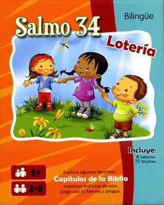Salmo 34 Lotería